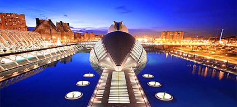 Ciutat de les Arts i de les Ciències de València. EPDA