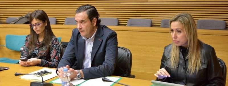El Portavoz de Turismo del Grupo Parlamentario Popular en Les Corts Valencianes, Fernando Pastor