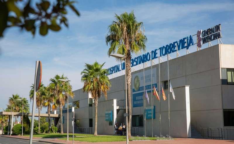 Hospital Universitario Torrevieja./EPDA