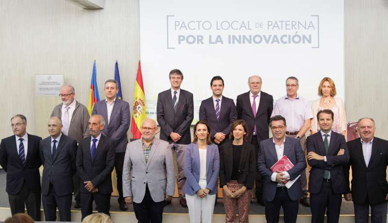 Pacto Local Innovación Paterna