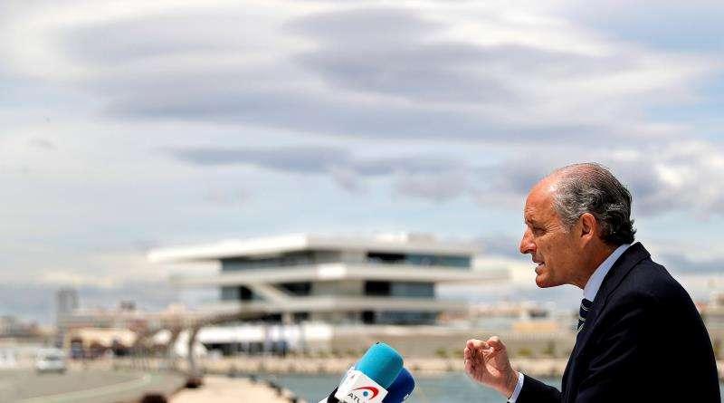 l expresident de la Generalitat Francisco Camps. EFE/Archivo