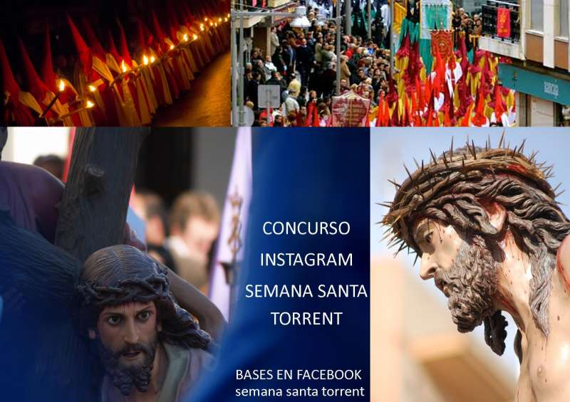 Imágenes de la Semana Santa de Torrent. EPDA