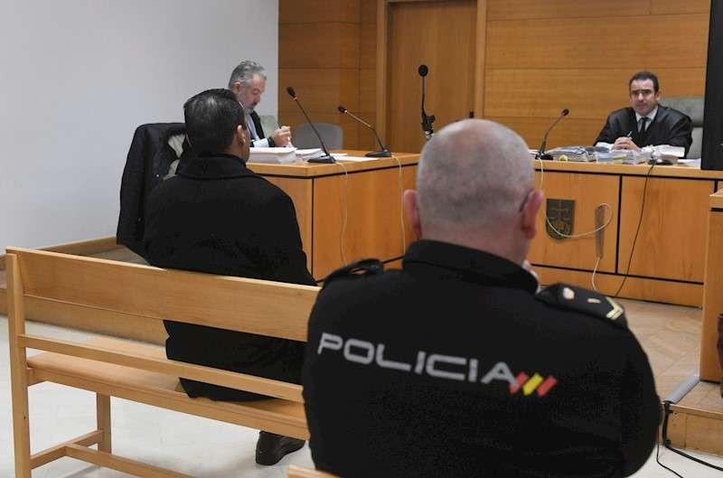 Imagen de un juicio. EFE/Archivo