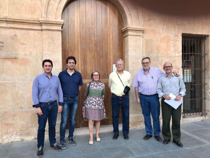 Comité de expertos sobre Memoria Histórica