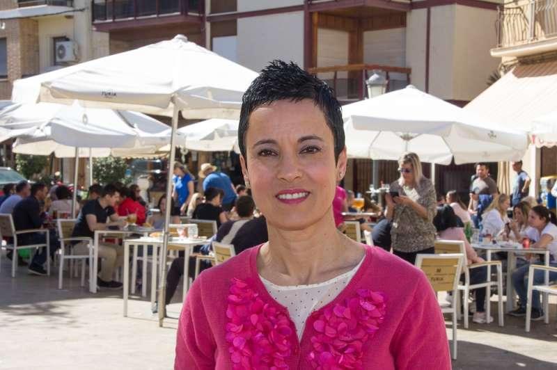 La portavoz del Grupo Popular, María José Marco