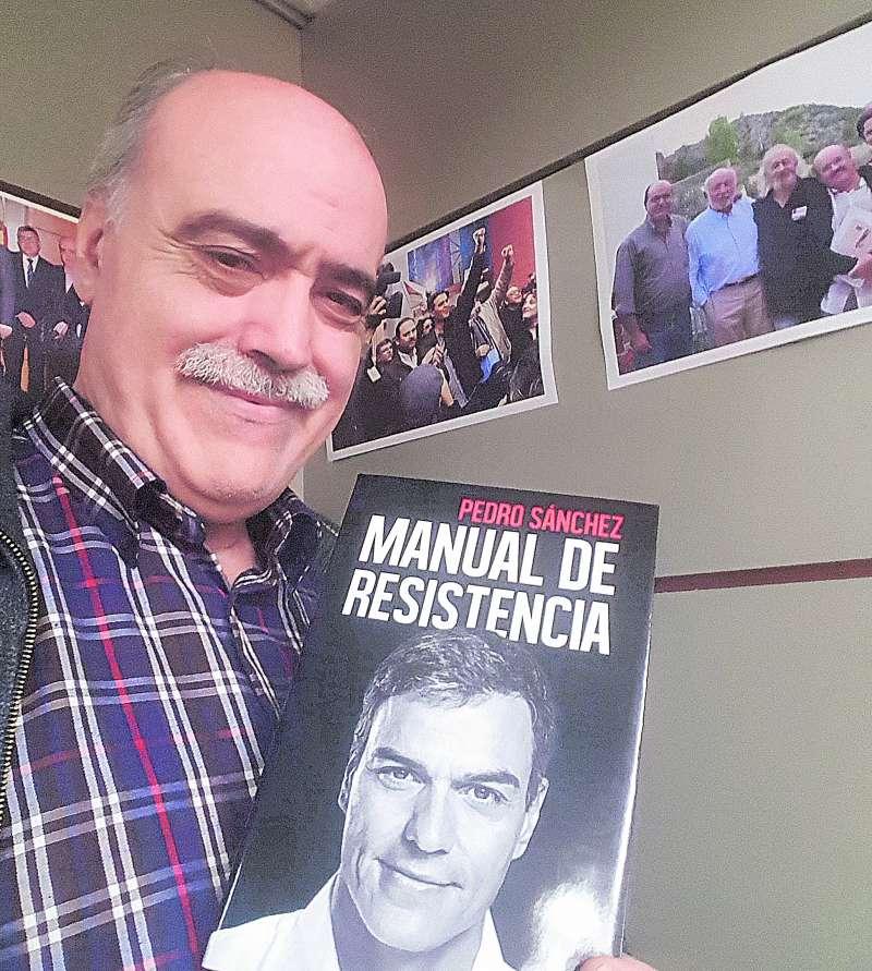 Matías Alonso. / FOTO VICENTE RUPÉREZ