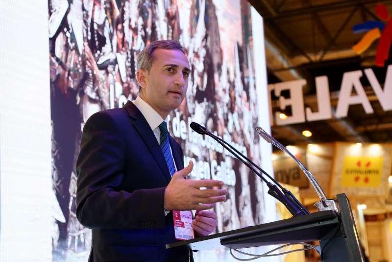 Presidente de la Diputación de Alicante.
