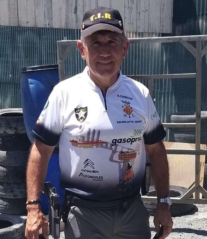 Antonio Comeche Martínez. / EPDA