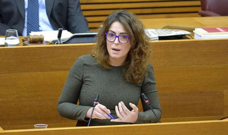Noelia Hernández (PSPV)