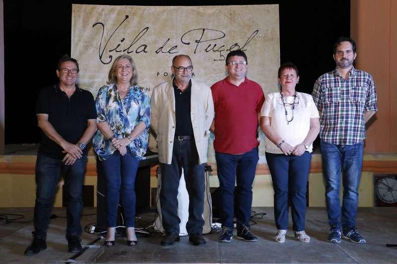 Ganadores de los premios Vila de Puçol. EPDA