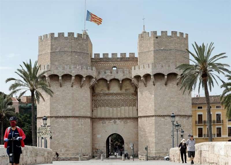 La Comunitat Valenciana pasará a la fase dos de la desescalada el próximo lunes. Imagen: EFE