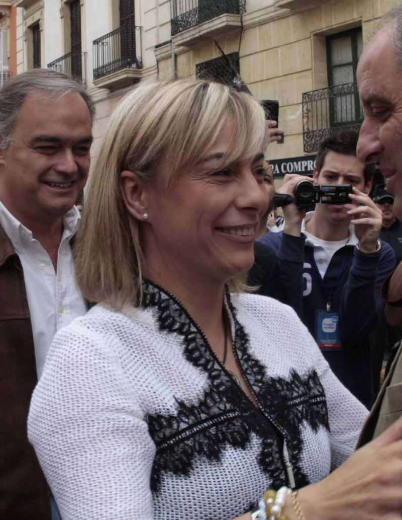 Sonia Castedo. EPDA