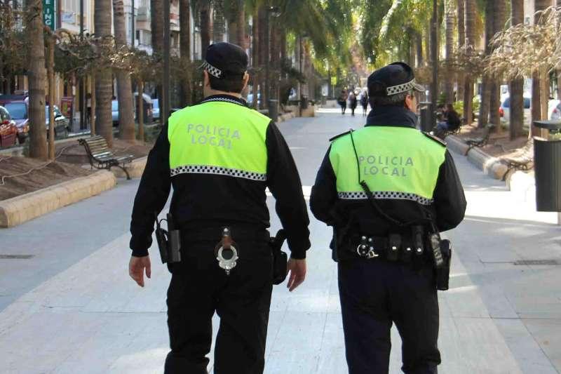Policias Locales de Torrent