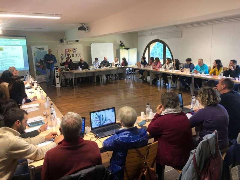 Reunión del Centro de Desarrollo Rural. / epda