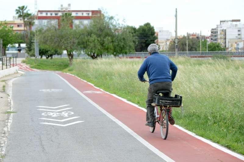 Carril bici de Paiporta