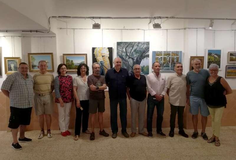 Todos los artistas tienen relación con Navajas. Foto: L.Rosalén