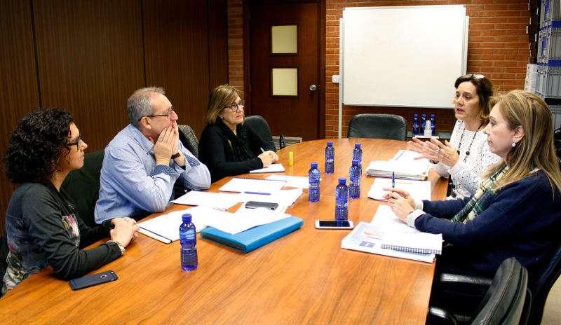 Reunió a Paiporta per la implantyació del Pla Edficiant de Conselleria d