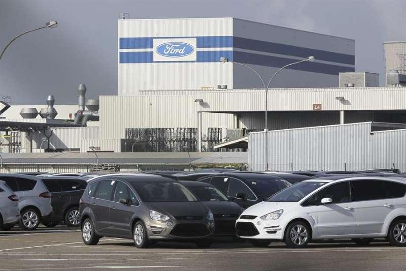 Factoria de Ford. EFE/Archivo