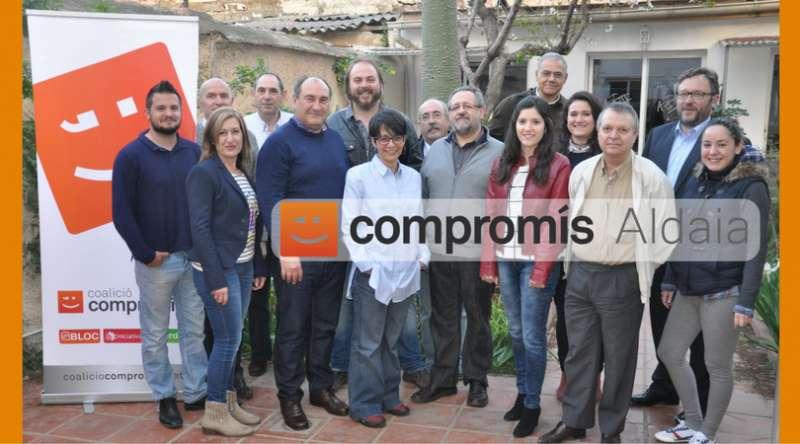 Membres de Compromís per Aldaia