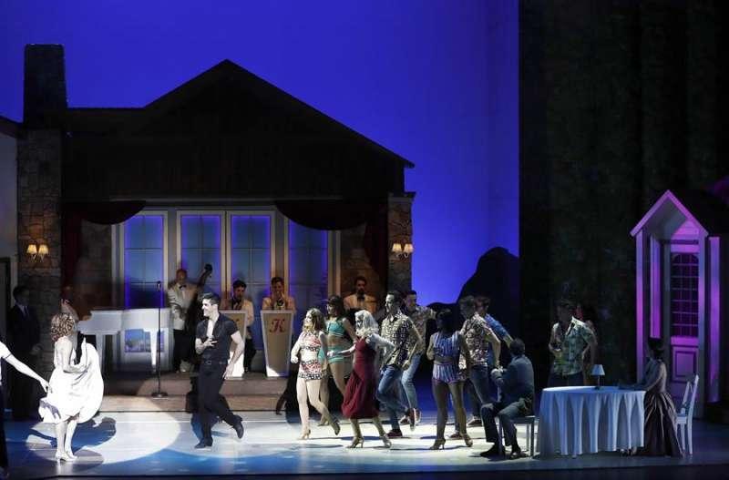 Imagen de archivo del musical