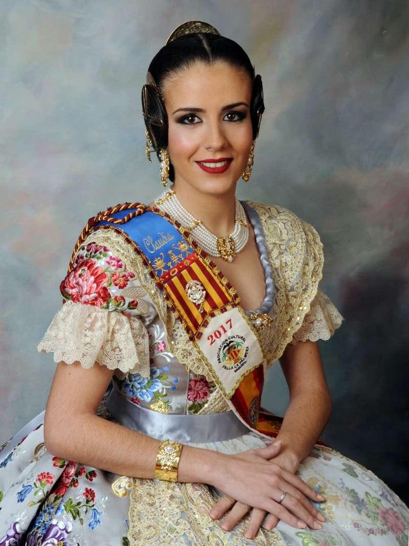 Claudia Ramón, La Palmera. EPDA