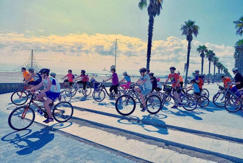 Ruta en bicicleta por Alboraia. EPDA