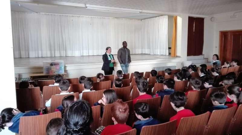 Programa Historias de Vida en Colegio Santa Ana Utiel