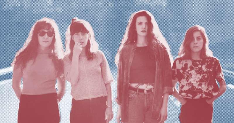 El grupo femenino Melenas actuará en el