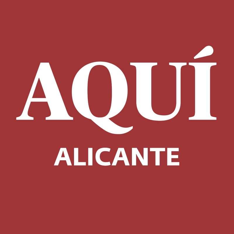 Logo de twitter de la provincia de Alicante @AquiAlicante