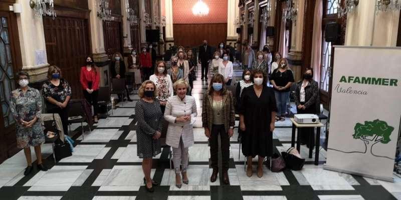 Amparo Mora Castellá se convierte en la directora de la Asociación de Familias y Mujeres del Medio Rural de la Comunitat Valenciana