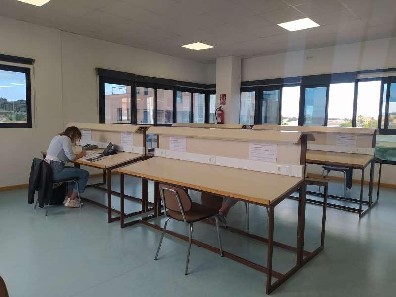 Sala de Estudio de Bétera. EPDA.