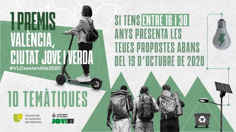 Premis València, ciutat jove i verda 2020. EPDA