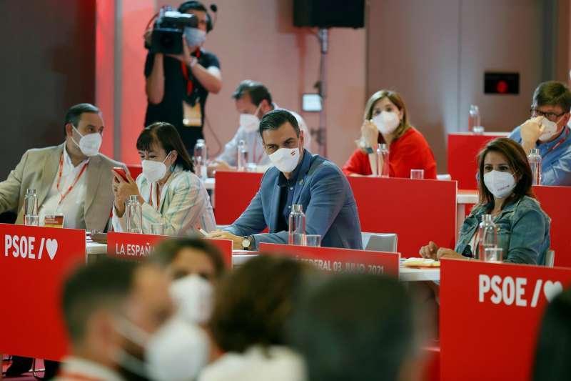 Congresi del PSOE. EPDA