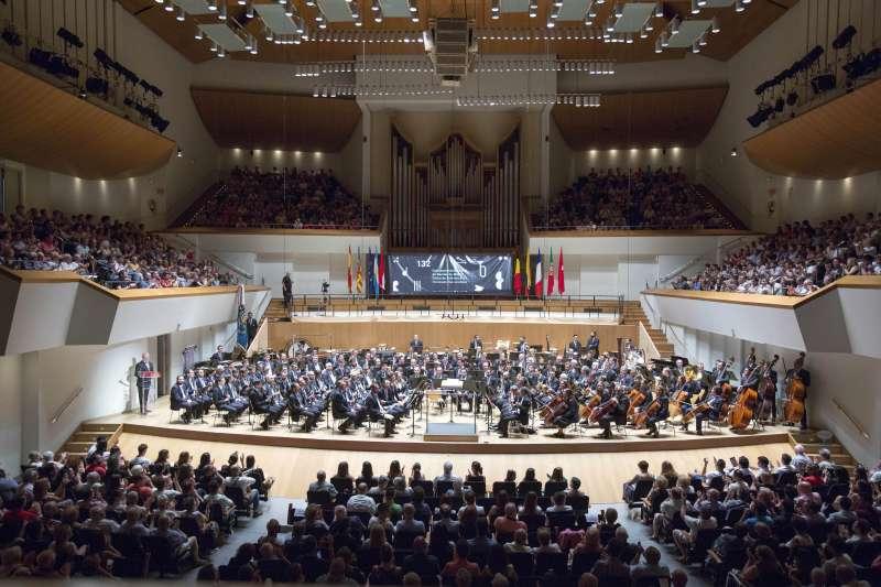 Certamen Internacional de Bandas de Música. AYUNTAMIENTO DE VALÈNCIA