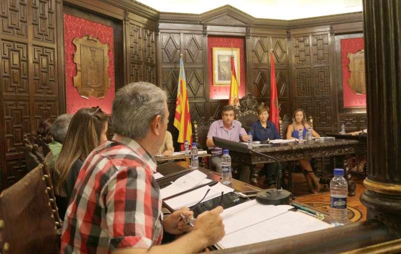 Primeras discrepancias entre PP y PSOE