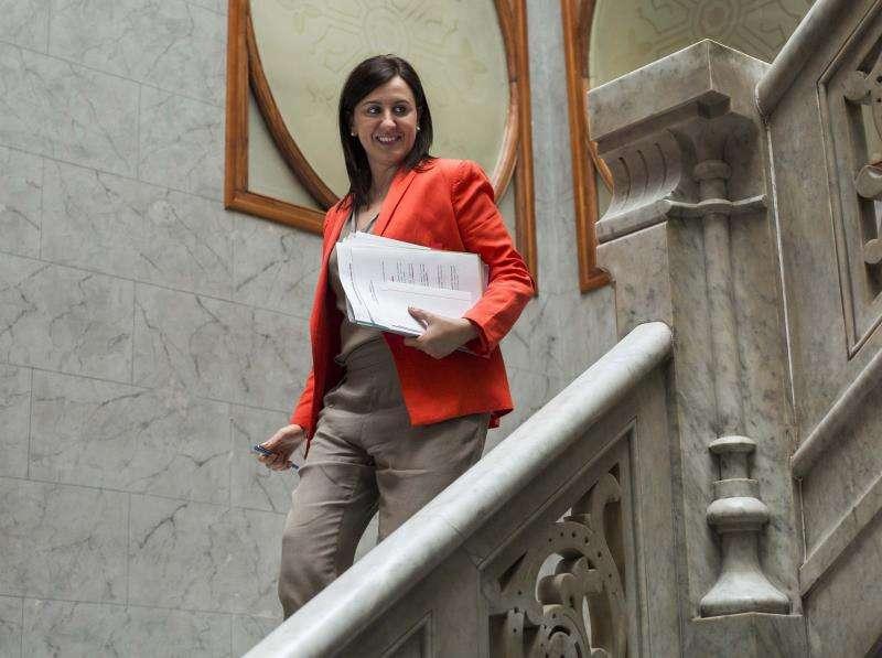 María José Catalá, en una imagen de archivo. EFE