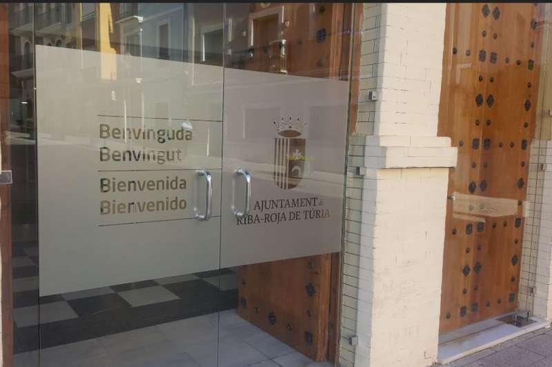 Ayuntamiento de Riba-Roja./ EPDA