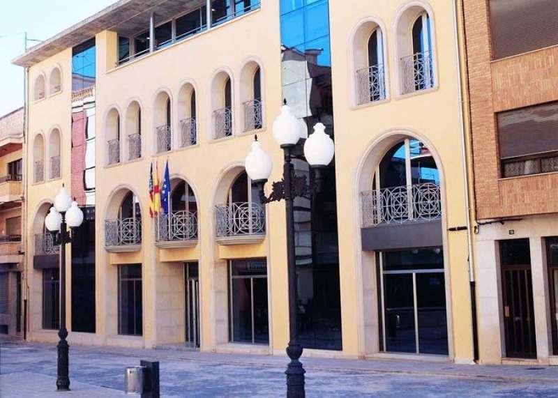 Imagne de archivo Ayuntamiento Benaguasil./ EPDA