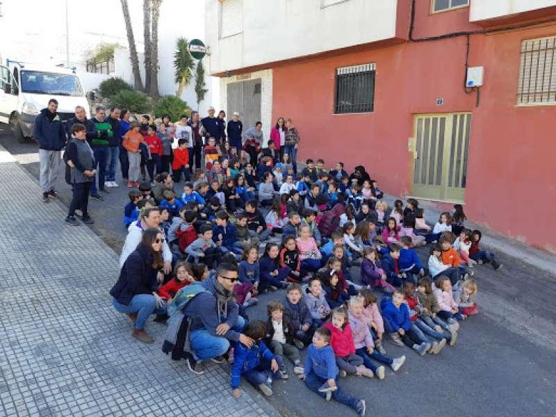 Los alumnos del CEIP plantarán cerezos