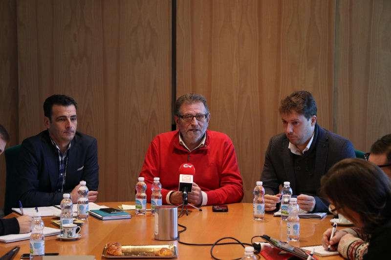 Alcalde y concejales del Ayuntamiento de Torrent. EPDA