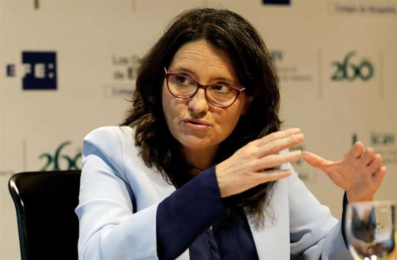 Mónica Oltra. ¿Perjudicará a Compromís su apoyo a los presos catalanes y el derecho a la autodeterminación de los pueblos?