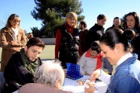 Estancias Vacacionales de Navidad del IVAS. Foto EPDA