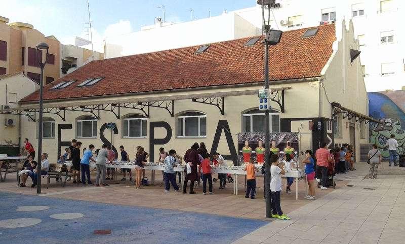 Actividades para jóvenes en Alfafar. EPDA
