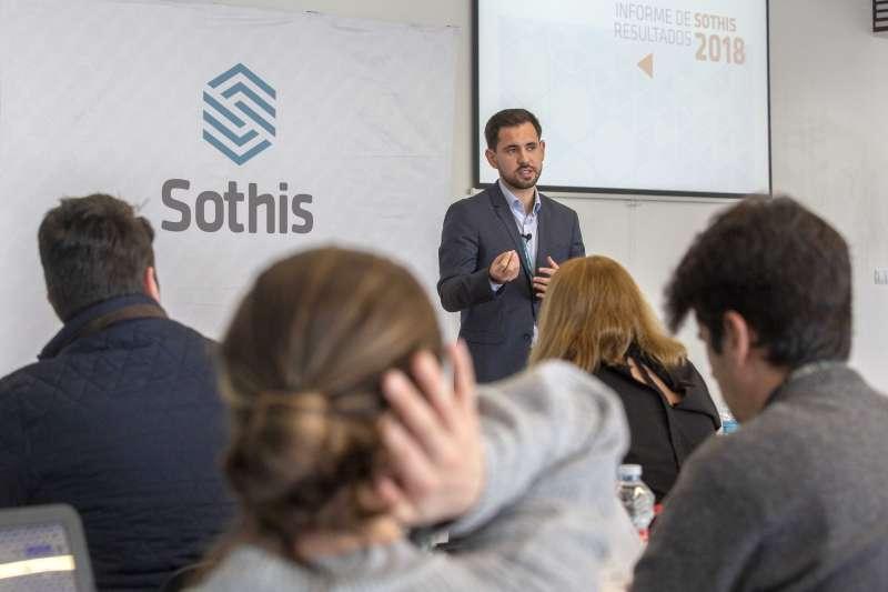 Sothis cierra 2018 con una facturación de 70 millones y un EBITDA de 4,8