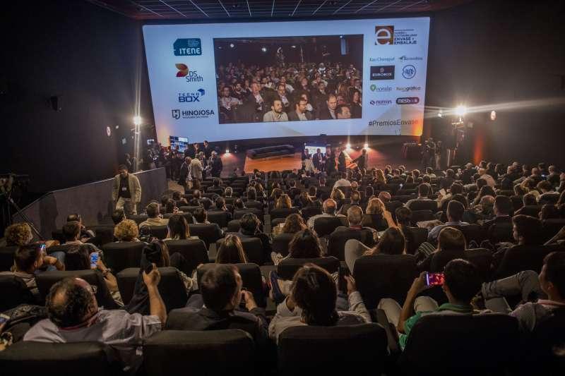 Acto de entrega de premios del Cluster del Envase y Embalaje.