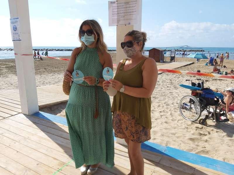 Playas de Alicante./ EPDA