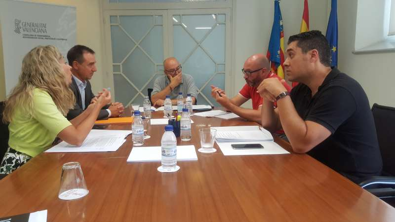 El Consell apoya las iniciativas de Riba-roja en materia de Transparencia y Participación Ciudadana