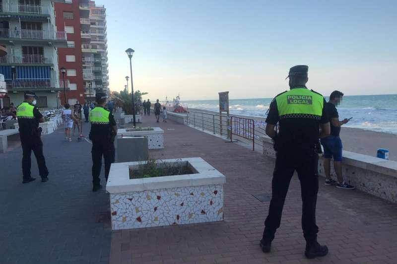 Policia Local de Sueca