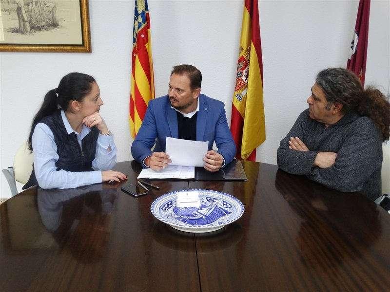 La junta de govern de l 39 ajuntament de silla va acordar l for Ajuntament de silla