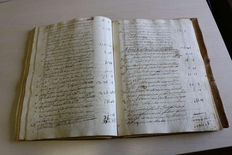 Foto del document en qüestió